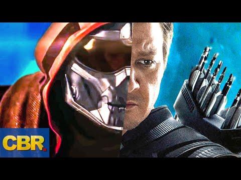 Taskmaster Might Be Hawkeye In The Black Widow Movie