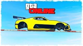 ЭТО ПЗДЦ - САМЫЙ ДЛИННЫЙ И УЗКИЙ НЕОНОВЫЙ ВОЛРАЙД В GTA 5 ONLINE!!!