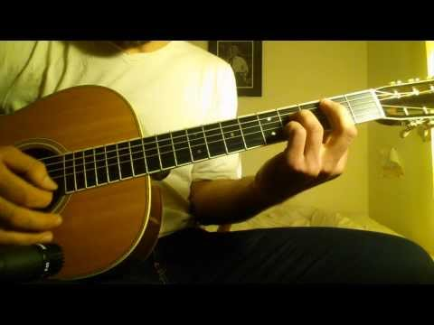 Goodnight Irene Solo Guitar Lesson