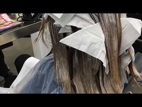 Balayage Liberty il modo nuovo di colorare i capelli  la nuance perfetta per