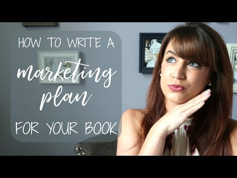 How To Write Marketing Plan For Your Book