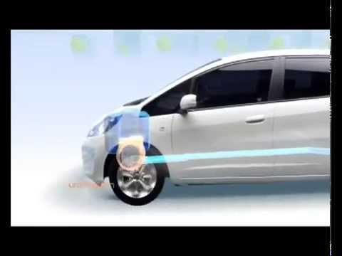 ราคาและรีวิว Honda Jazz Hybrid 2012 ใหม่!