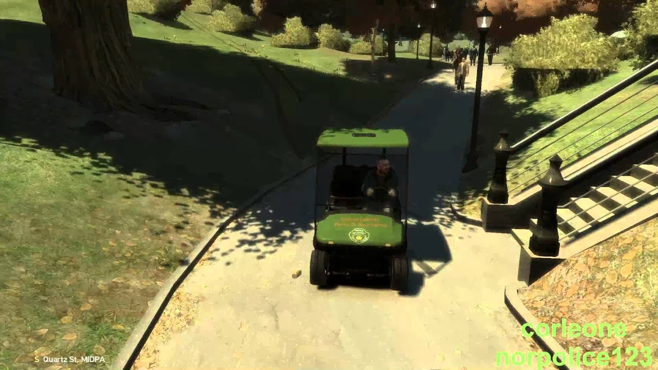 GTA IV - Police Golf Cart [UPDATE] [WIP] - YouTube Quartz Golf Cart on silver golf cart, automatic golf cart, the first golf cart, solar powered golf cart, radio controlled golf cart, carbon fiber golf cart,
