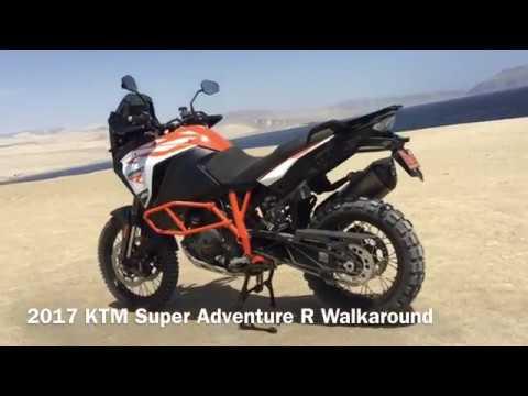 2017 ktm 1290 super adventure r walkaround youtube. Black Bedroom Furniture Sets. Home Design Ideas
