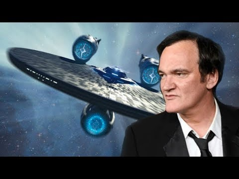 Quentin Tarantino's Star Trek Is Really Happening, and Will Be Rated R