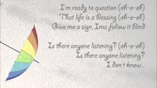 Gabrielle Aplin - Ready To Question (Lyrics)