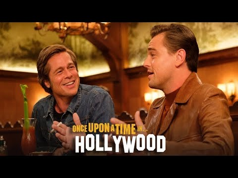 Once Upon a Time in Hollywood | Unofficial Theatrical Trailer [HD]