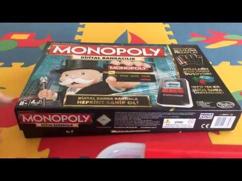 Monopoly dijital bankacılık nasıl...