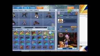 Repeat youtube video Grand Chase Armor Stacking 2013 Sample