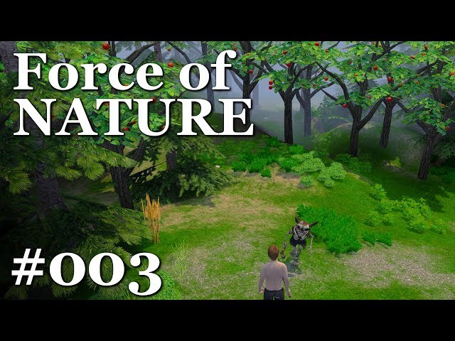 Force of Nature | #003 - Der erste Kampf! - [Lets Play] [Gameplay] [Deutsch] [German]