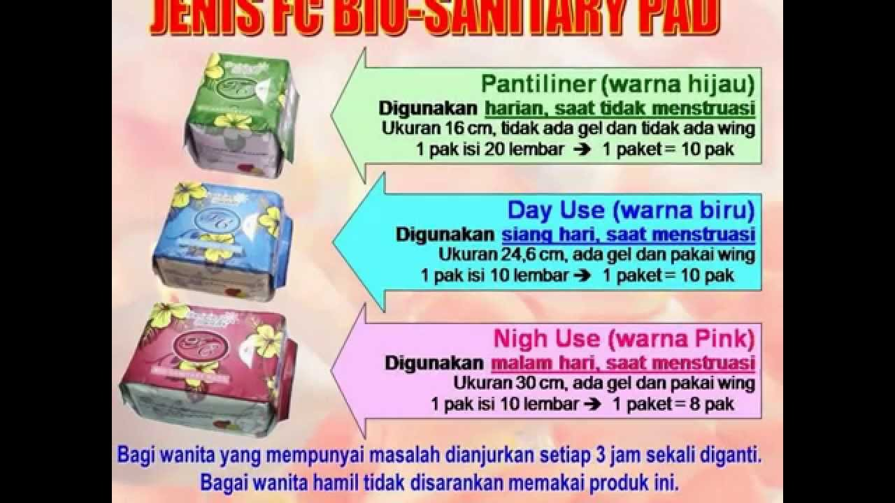 082244141700 Pembalut Herbal Avail Youtube Wanita Biru Day Use