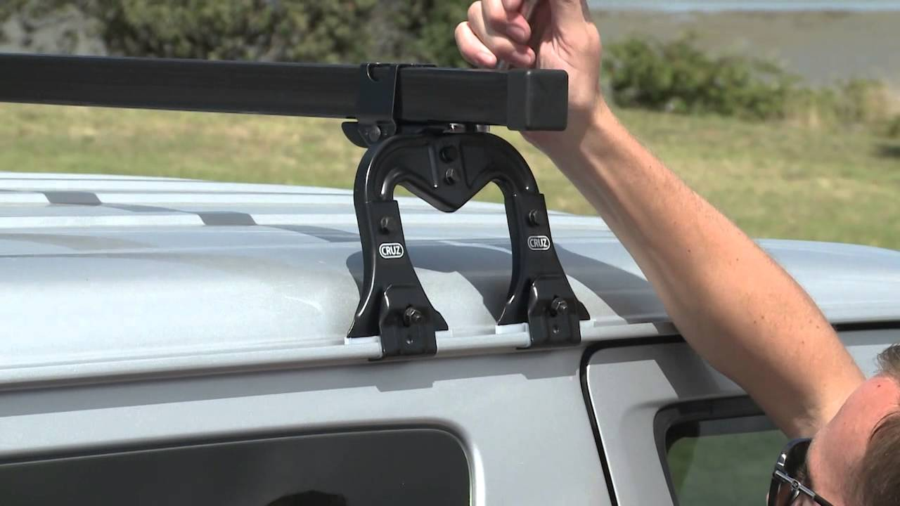 Cruz Roof Racks Commercial Racks For Vehicles With Rain