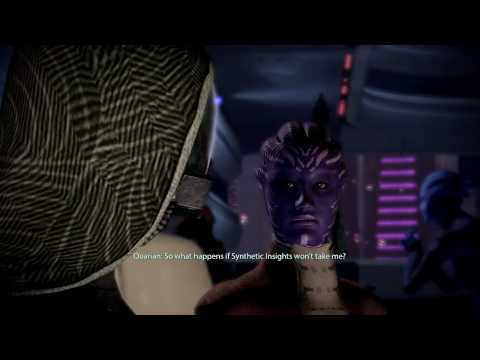 Mass Effect 2 - Quarian Slave