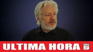 Assange Asegura que el Mundo se Acerca peligrosamente a una Dictadura sin libertades