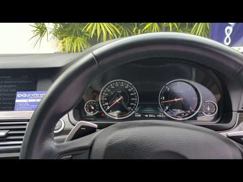 BMW LED F10 5 Series Instrument Cluster Display - Retrofit Functions