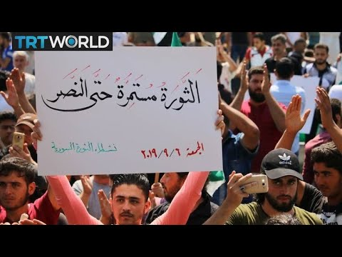 The War in Syria: Fears in Idlib after fall of Khan Shaykhun