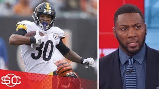 James Conner's impact on the Steelers excites Ryan Clark | SportsCenter