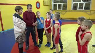 Фильм о тренере по греко-римской борьбе Игоре Игнатове г. Михайлов
