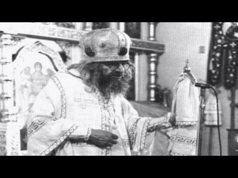 The Glorification Service of St. John Maximovitch (1994)