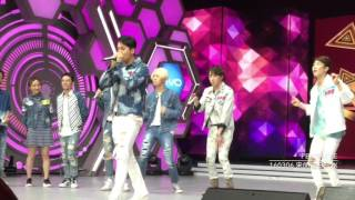 [PENTACLE]160306 Happy Camp in Chang Sha 송민호(Mino) bbox performance part