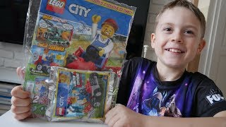 Gazetka LEGO CITY - Zajefajna kosiarka do trawy!