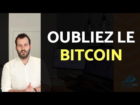 OUBLIEZ LE BITCOIN | Ces 2 Crypto Sont L'Avenir