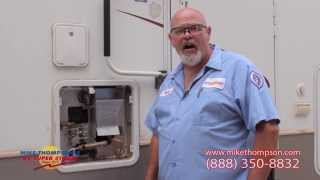 How To Maintenance A Rv Water Heater By Mike Thompson's Rv Super Stores
