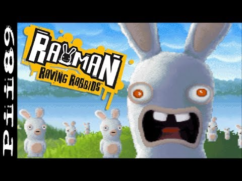Скачать игры Rayman Raving Rabbids Fan Pack PC