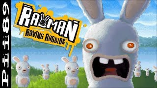 Rayman Raving Rabbids GBA (Game Boy Advance) Gameplay (HD)