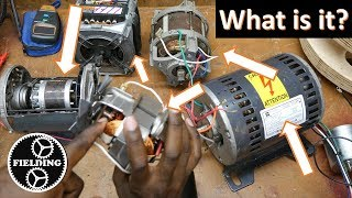 046 What Kind of Motor Do I Have? Some Clues to Distinguishing Motor Types