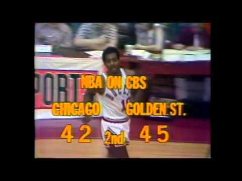 Happy Birthday Bob Love! - His Highlights vs Golden State Warriors (1975 Playoffs)
