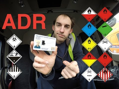 Getting Your ADR Overview (Truck #29)