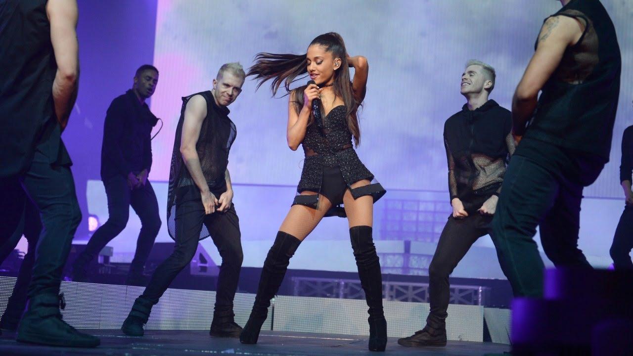 Honeymoon Tour Ariana Grande Dates