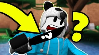 I GOT MY FIRST EXOTIC KNIFE AND IT WAS THIS...!! | Roblox Assassin