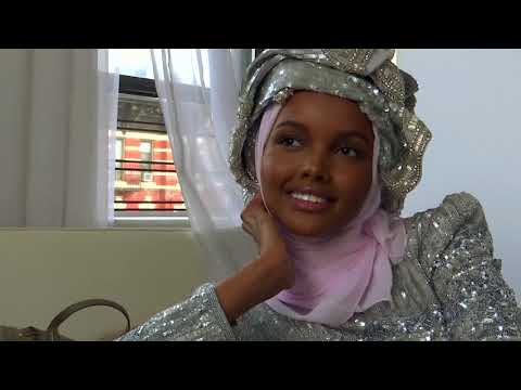 Meet Halima Aden, the first hijab wearing model