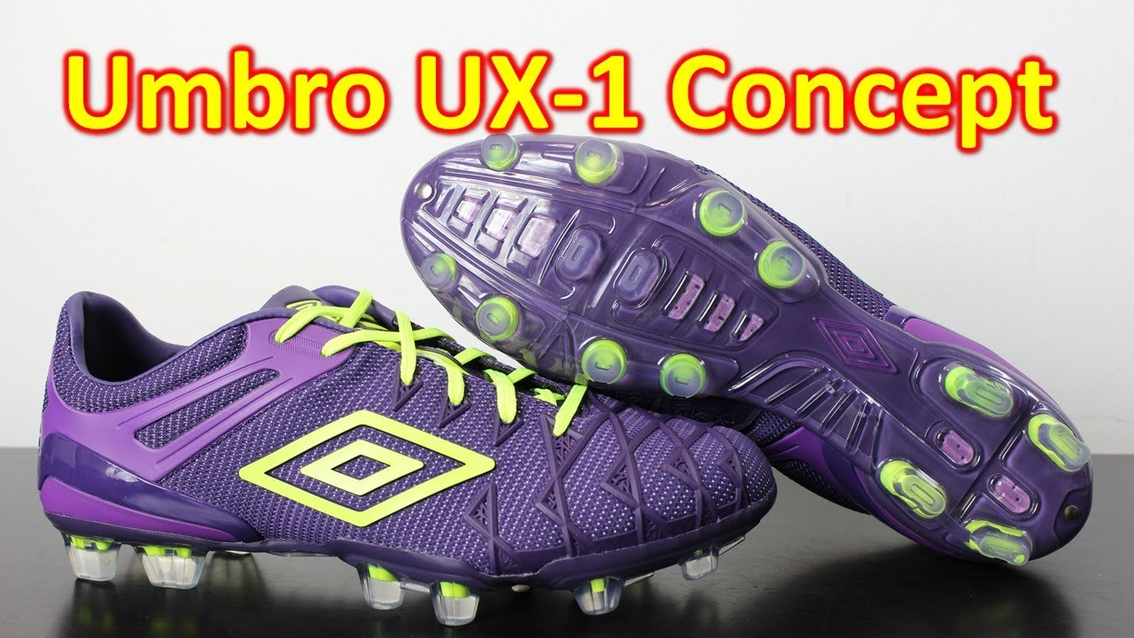 2b5973bbd Umbro UX-1 Concept Review - Soccer Reviews For You