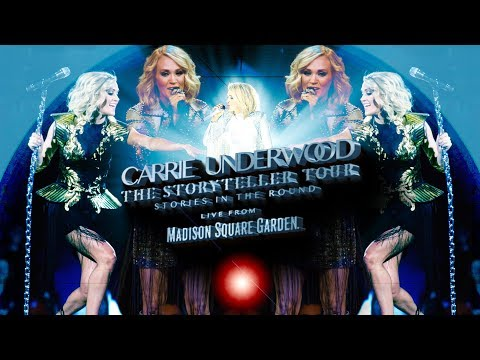 CARRIE UNDERWOOD Live in NYC 10.25.16 (Full Show)