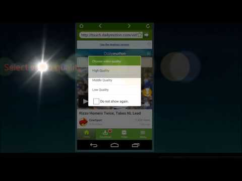 Best Free Dailymotion Video Downloader For Android 2014
