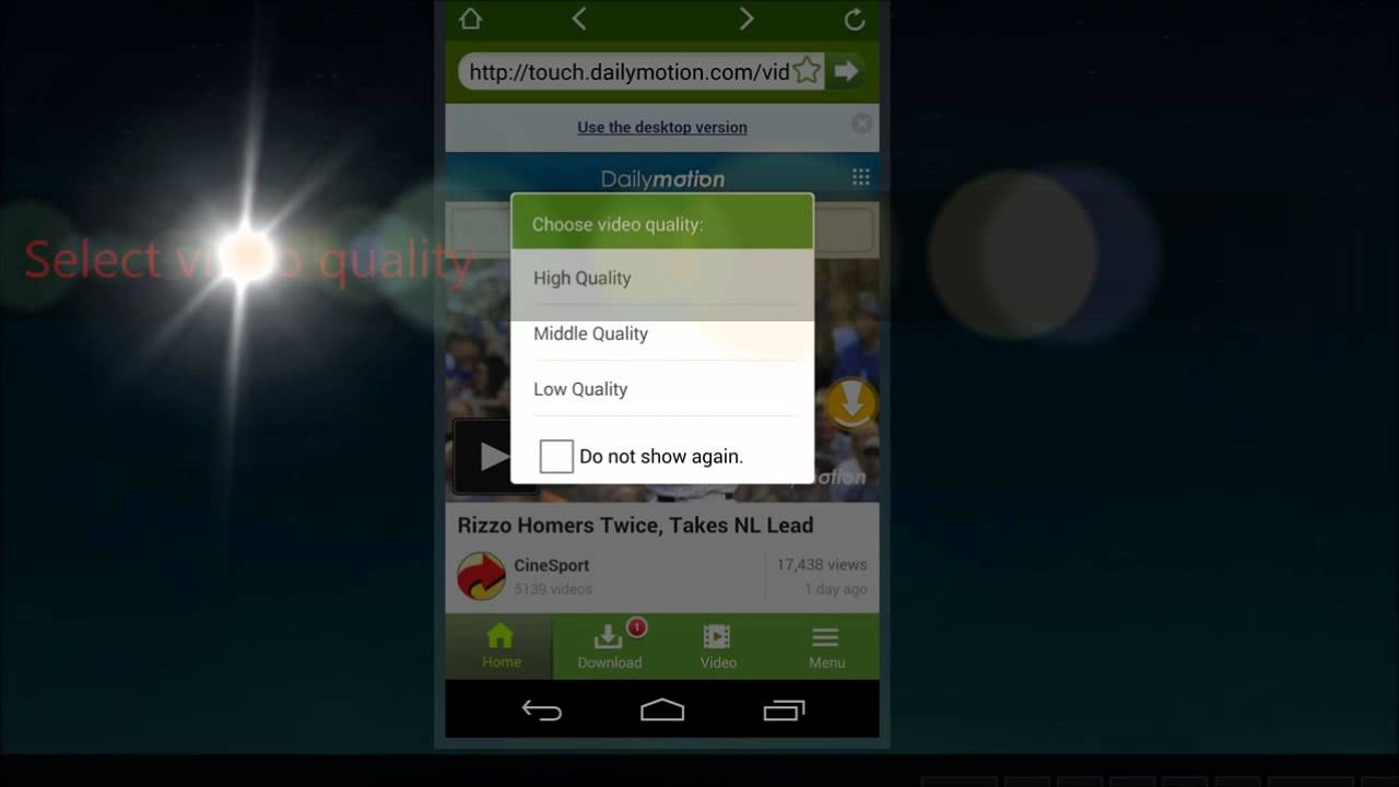 Video downloader dailymotion for android apk download.