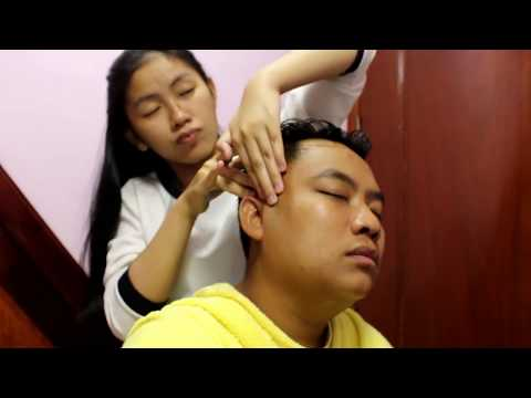 Emily Relaxing Head Massage with Shampoo - Welcome back