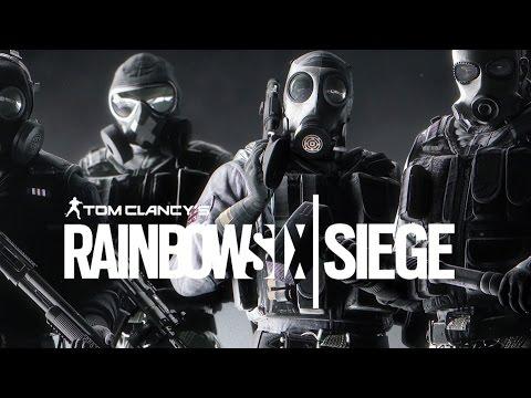 Tom Clancy's Rainbow Six Siege Youtube Video