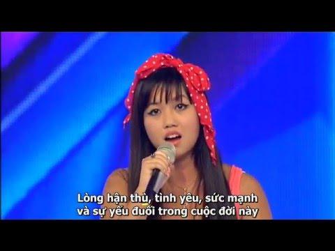 [Vietsub HD] Cảm động với tình cảm của Cô gái Việt Maya Livni Israel X Factor