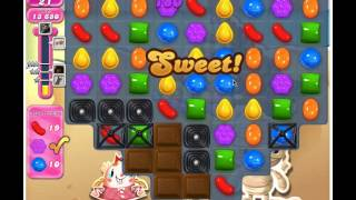 Candy Crush Saga Level 156 - 3 Stars No Boosters