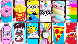 15 DIY PHONE CASES | Easy & Cute Phone Projects & iPhone Hacks