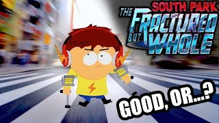 South Park Fractured But Whole… Quick Look Review [& NOT CENSORED IN AUSTRALIA!]