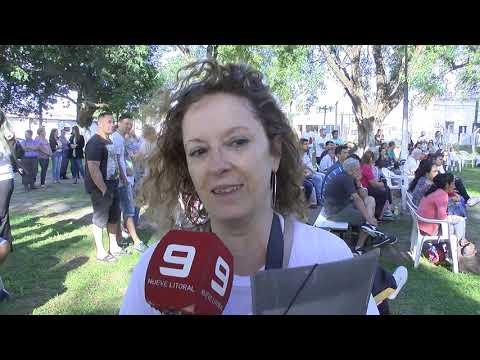 Radio comunitaria en la Unidad Penal 1 de Paraná