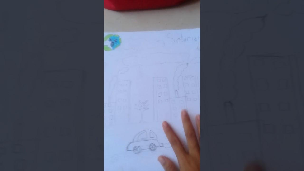 Poster Hemat Energi Kertas Dan Poster Youtube