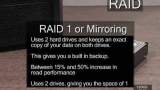 Build a PC Computer - How to choose a hard drive - All New for 2009 - homepcbuilder.com