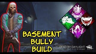 BASEMENT BULLY LEGION BUILD | Dead By Daylight | Legion Gameplay