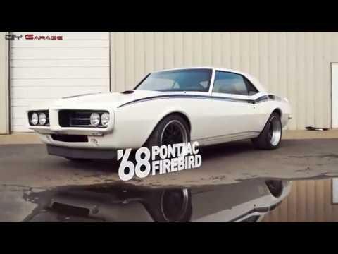 1968 Pontiac Firebird  muhteşem Full Restarasyon Review